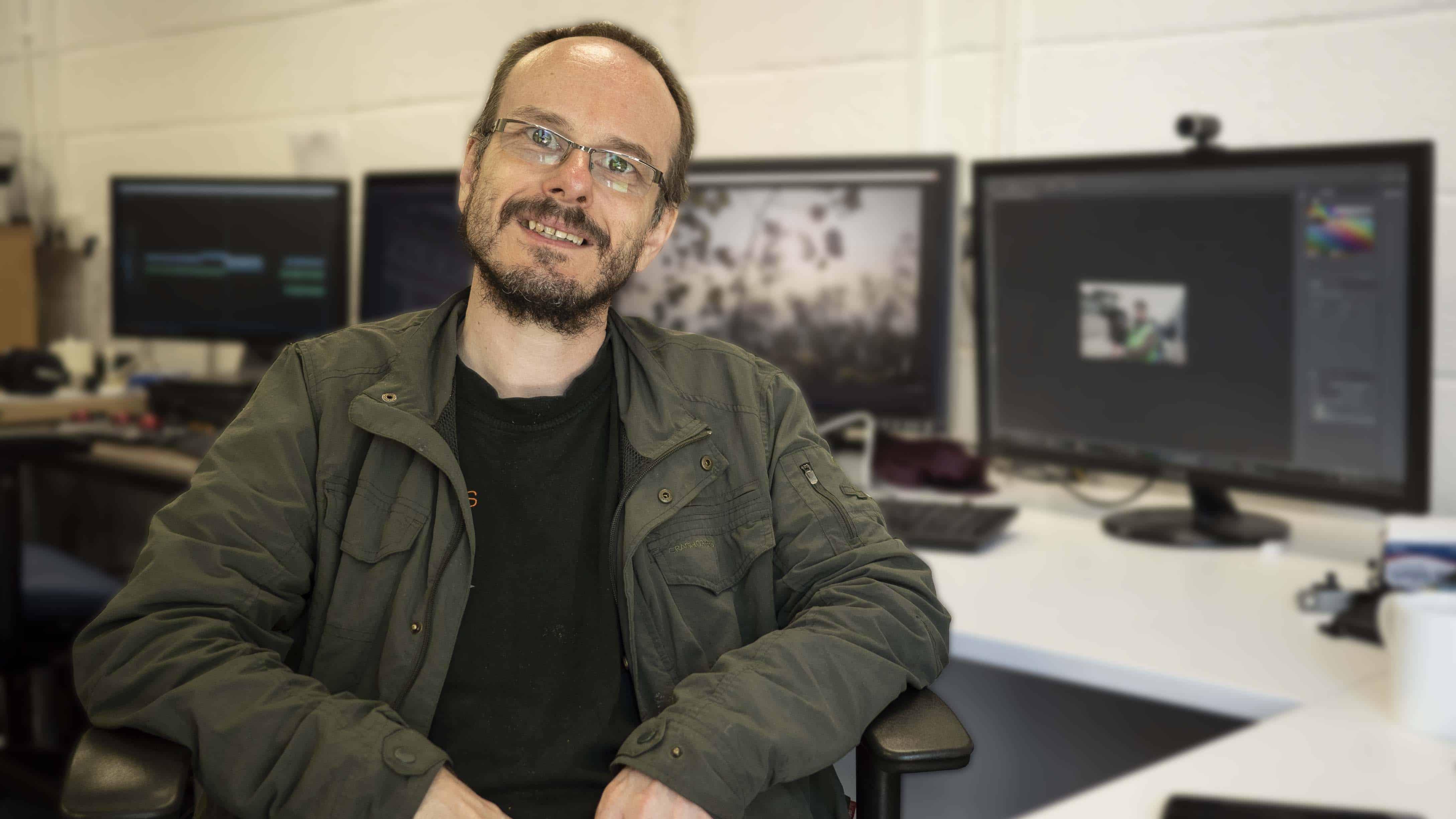 Ben Edwards Media Producer